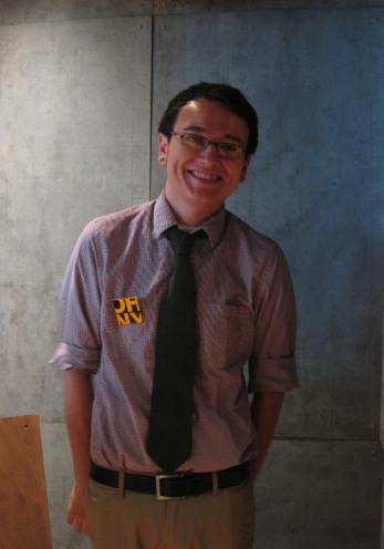 andrew_volunteer coordinator
