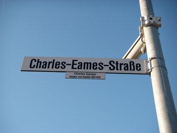 Charles Eames Strasse