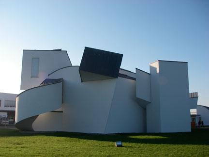 Vitra Design Museum exterior